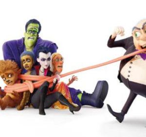 Tất tần tật về các nhân vật vô cùng bá đạo và thú vị trong phim hoạt hình Happy Family