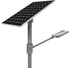 Thông số đèn đường sử dụng năng lượng mặt trời 42W