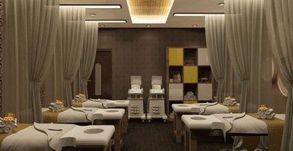 Thi công nội thất spa chuyên nghiệp mang đến trải nghiệm tuyệt vời