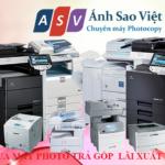 Cho thuê máy photocopy quận 9 nên dồn vào Các gì?