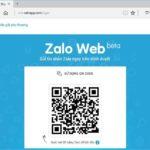 Cẩm nang sử dụng zalo web trên máy tính từ A đến Z