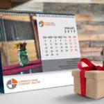 Thiết kế và in lịch bàn giá rẻ