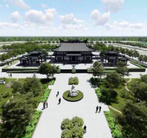 Những điểm nổi bật của nghĩa trang hoa viên tại Long Thành