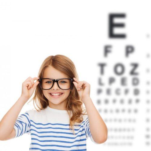 Mua tròng kính chống ánh sáng xanh cho mắt yếu