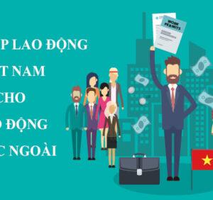 Dịch vụ xin giấy phép lao động công ty luật nào tốt nhất?