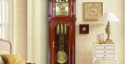 Kinh nghiệm chọn đồng hồ cây phù hợp cho phòng khách nhà bạn