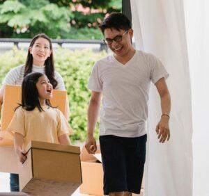 Quy trình chuyển nhà giá rẻ – chất lượng đảm bảo