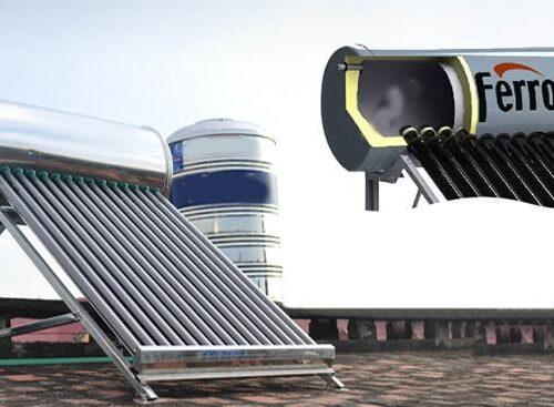 3 loại lớp cách nhiệt được nhà sản máy nước nóng năng lượng mặt trời tin dùng